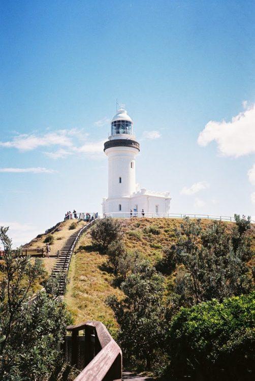 Cape Byron Lighthouse, Byron Bay, New South Wales