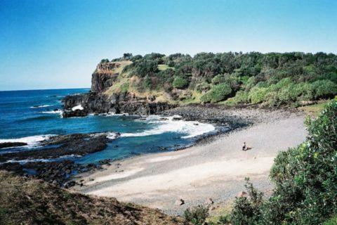 Skennars Head Beach, Ballina, New South Wales