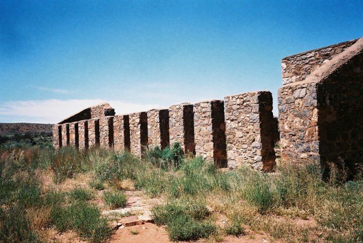 Kanyaka Homestead Ruins, Flinders Ranges, South Australia