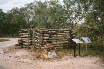 Fort Bourke Stockade - the Replica!