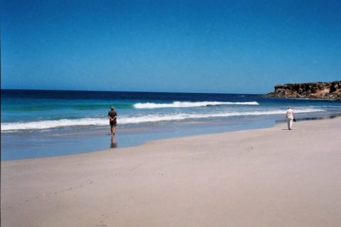 Swimmers Beach, Yorke Peninsula, South Australia