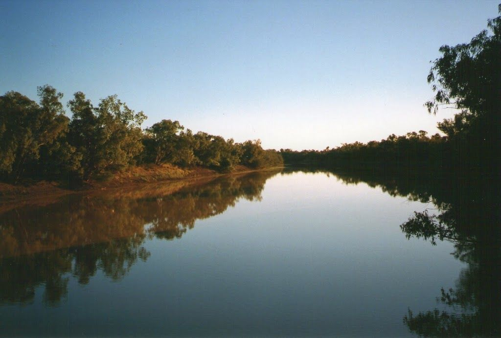 Cooper's Creek, Outback Queensland