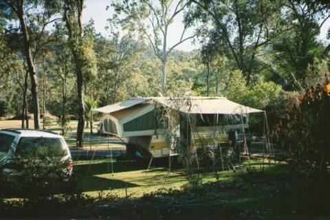 Lake Tinaroo Caravan Park, Atherton Tablelands, QLD