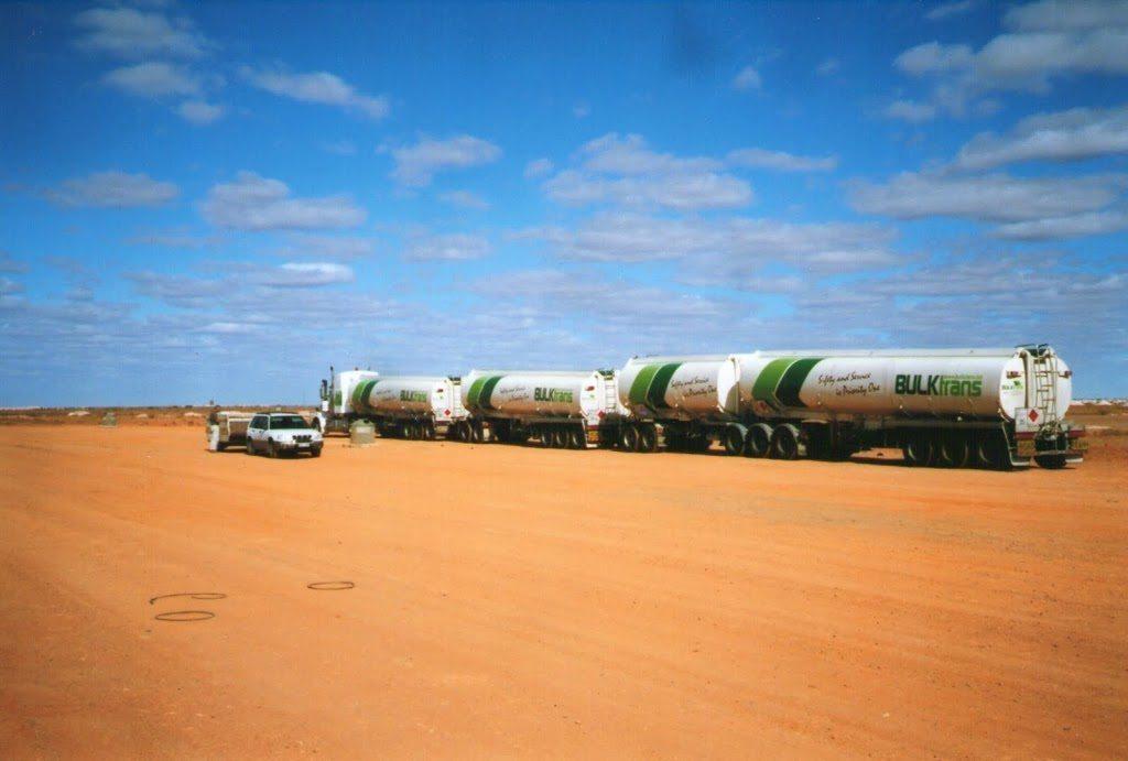 Truck Stop, Coober Pedy, South Australia