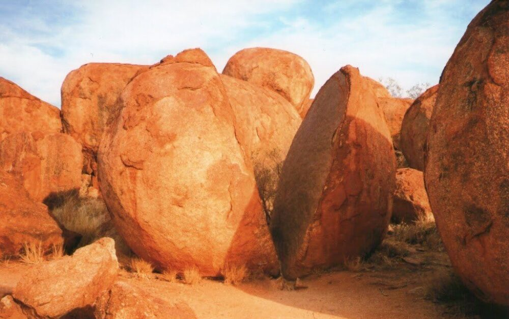 Late Afternoon at Karlu Karlu/Devils Marbles, Northern Territory