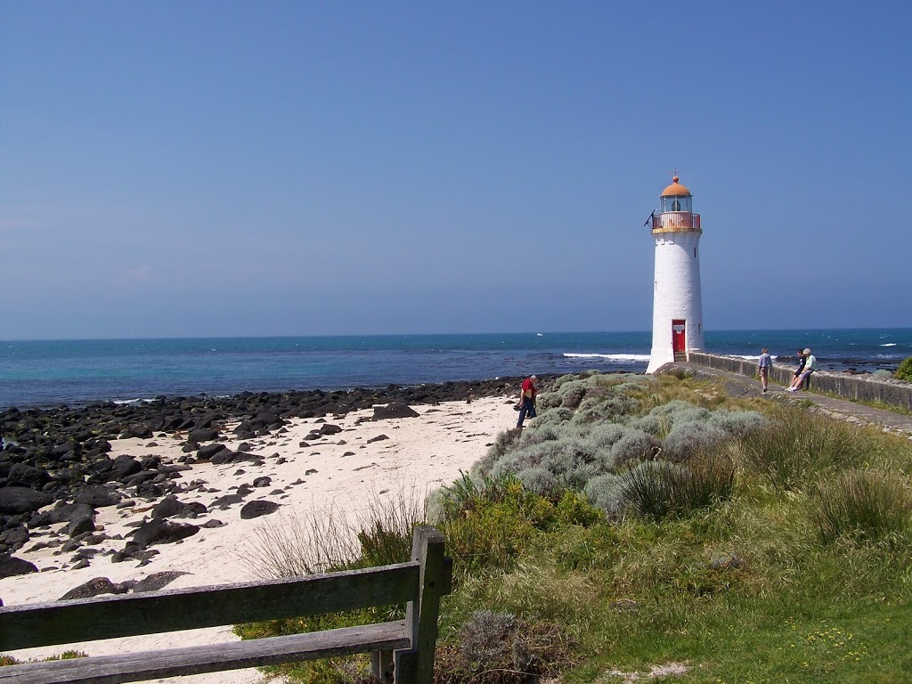 Griffiths Island Lighthouse, Port Fairy Victoria