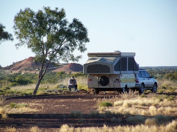 Poddy Creek Free camp, Western Queensland Outback