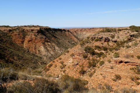 Charles Knife Road Gorges, Exmouth, Western Australia