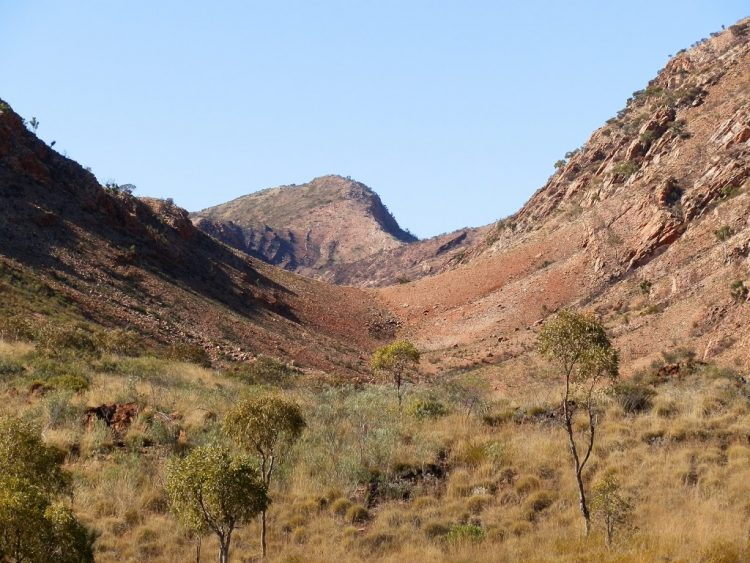 Ormiston Gorge and Pound walk, West MacDonnell Ranges