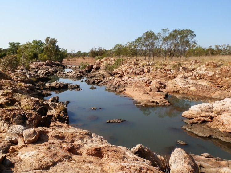 Victoria Springs, via Kununurra, Western Australia