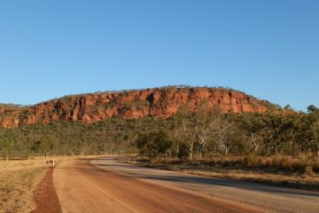 Victoria River Escarpment, Northern Territory