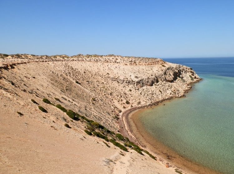 Eagle Bluff, via Denham, Shark Bay, Western Australia