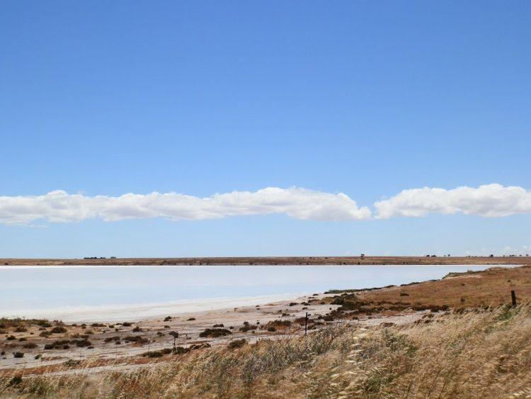 Salt Lake, Southern Yorke Peninsula, South Australia