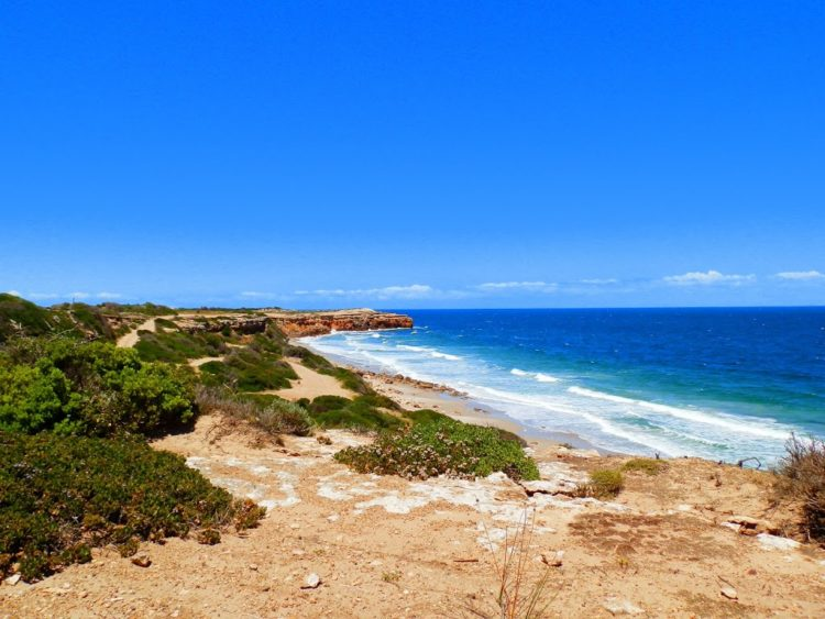 Suicide Point, Southern Yorke Peninsula, South Australia