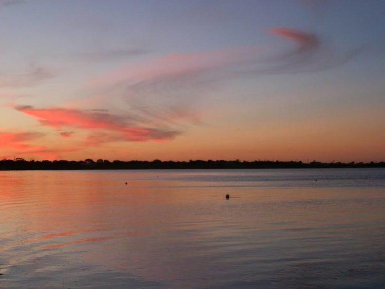 Sunset at Sultana Point, Southern Yorke Peninsula, South Australia