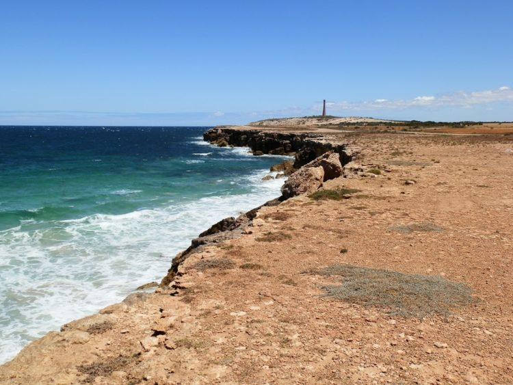Troubridge Point Coastline, Yorke Peninsula, South Australia
