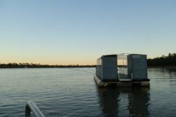 Victoria River Cruises Pontoon AND Scenic Loo! Via Timber Creek, Northern Territory
