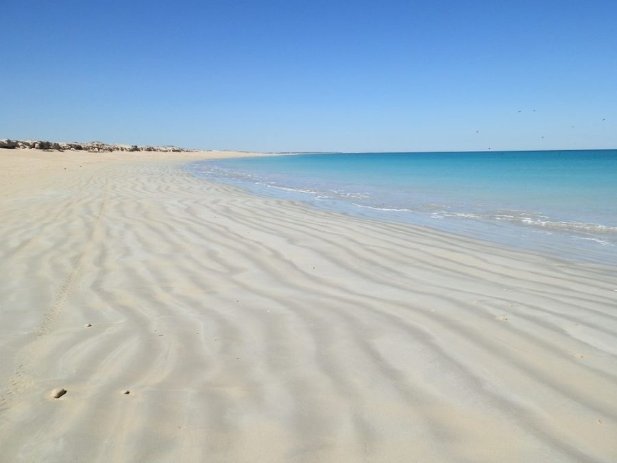 Coconut Wells Beach via Broome, Western Australia