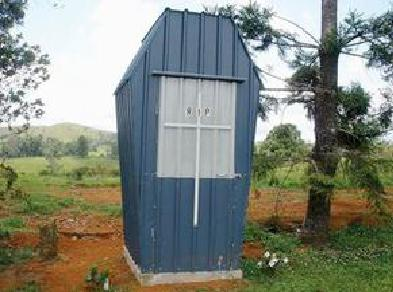 Millaa Millaa Cemetery Conveniences (courtesy Cairns Post)