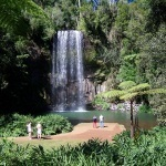 Millaa Millaa Falls, Atherton Tablelands, Far North Queensland