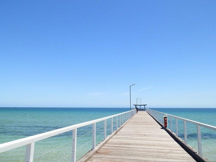 Semaphore Jetty, Adelaide, South Australia