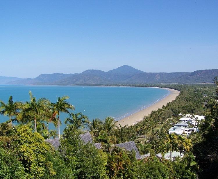 Flagstaff Hill Lookout, Port Douglas, Queensland