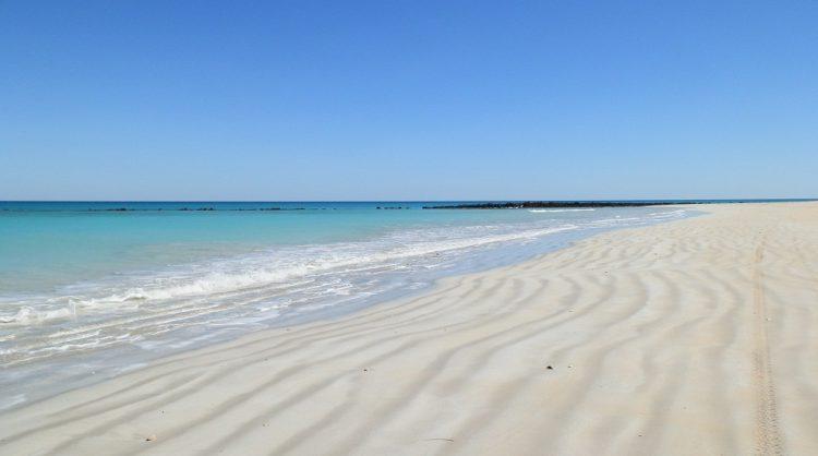 Coconut Wells Beach - with Dune Buggy Track! via Broome, Western Australia