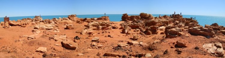 Gantheaume Point by Day! Broome, Western Australia