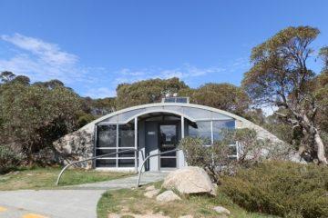 Charlotte Pass Amenities Block, Mt Kosciuszko National Park, New South Wales
