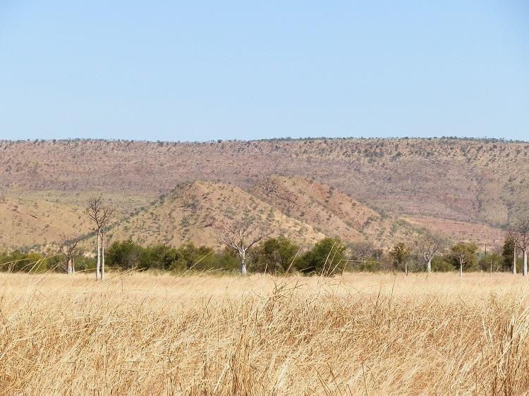 Kimberley Landscape near MarlguBillabong