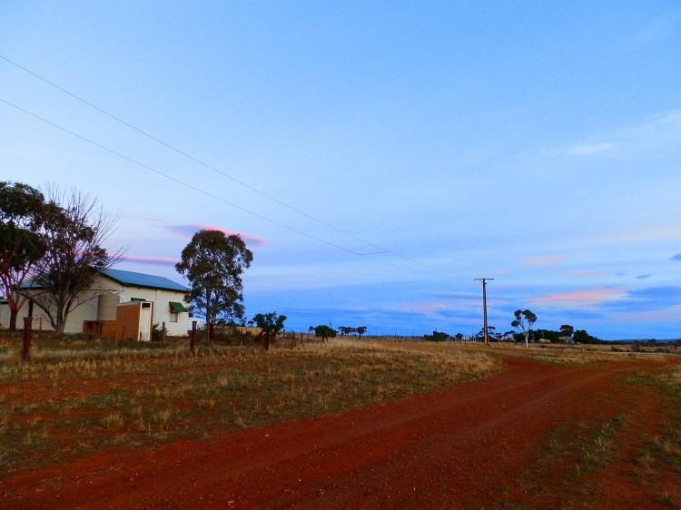Anglican Church, Carrieton South Australia