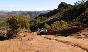 Ridge-top Tour Road