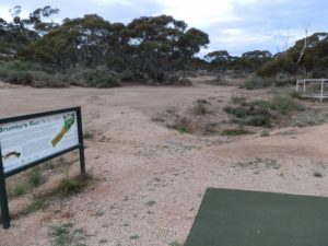 Brumby's Run on the Nullarbor Golf Course