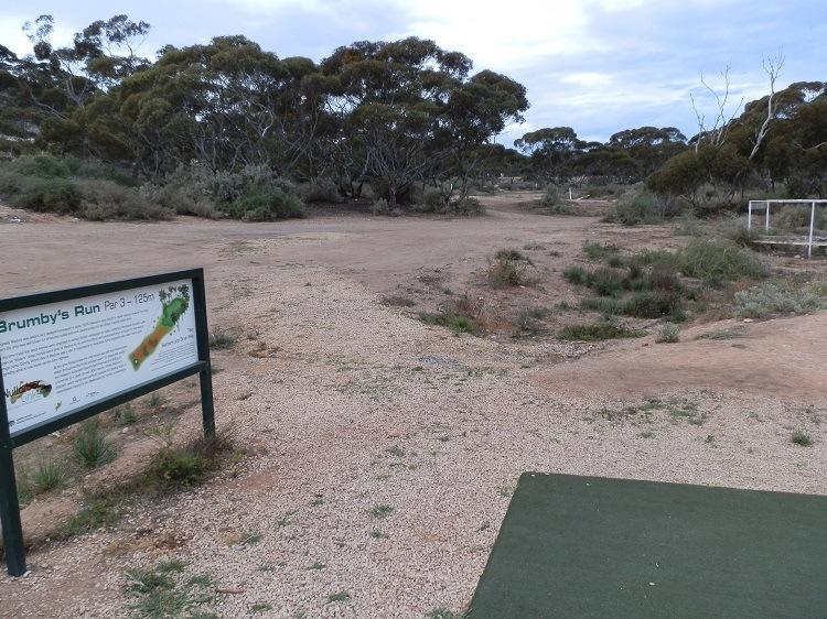 Brumby's Run, Nullarbor Golf Links, Western Australia