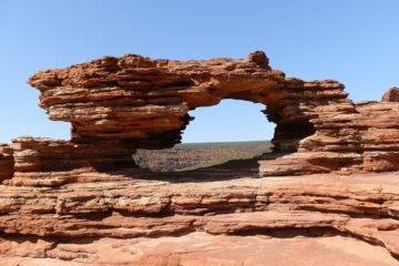 Nature's Window, Kalbarri National Park, Western Australia