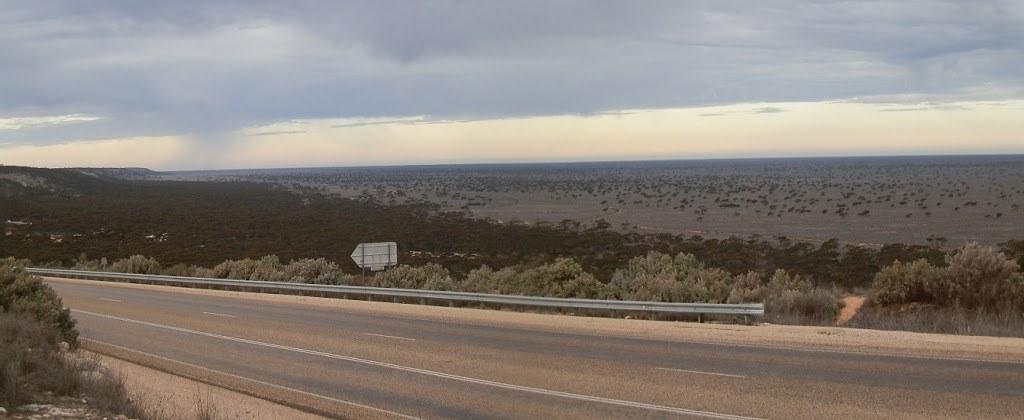 Storm Approaching, Madura Pass, Western Australia