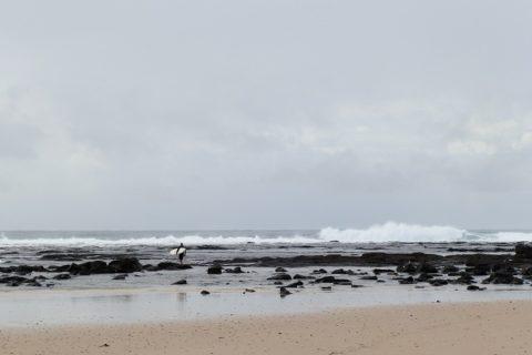 Surf's UP at Sharpes Beach, Ballina, New South Wales