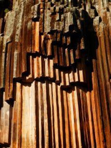 Sawn Rocks? OR Corrugated Iron??