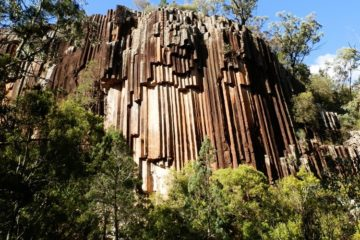 Sawn Rocks, Mt Kaputar National Park, New South Wales