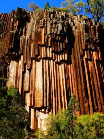 The MAGIC of Sawn Rocks, Mt Kaputar National Park, New South Wales