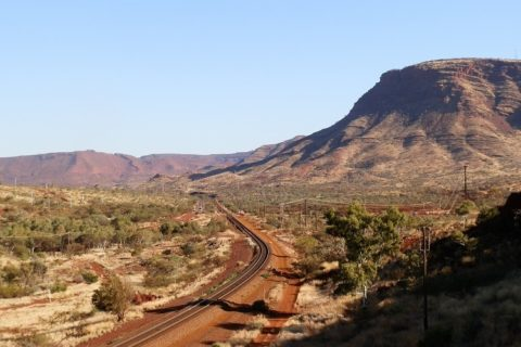 Mt Nameless, Tom Price, Western Australia