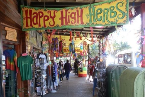 Cullen Street, Nimbin, New South Wales