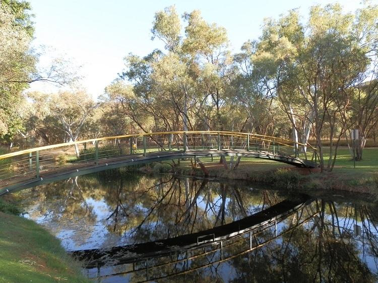 Lake Knox, Tom Price, Western Australia