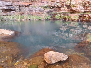 Circular Pool, Dales Gorge, Karijini National Park