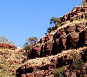 Dales Gorge Rock
