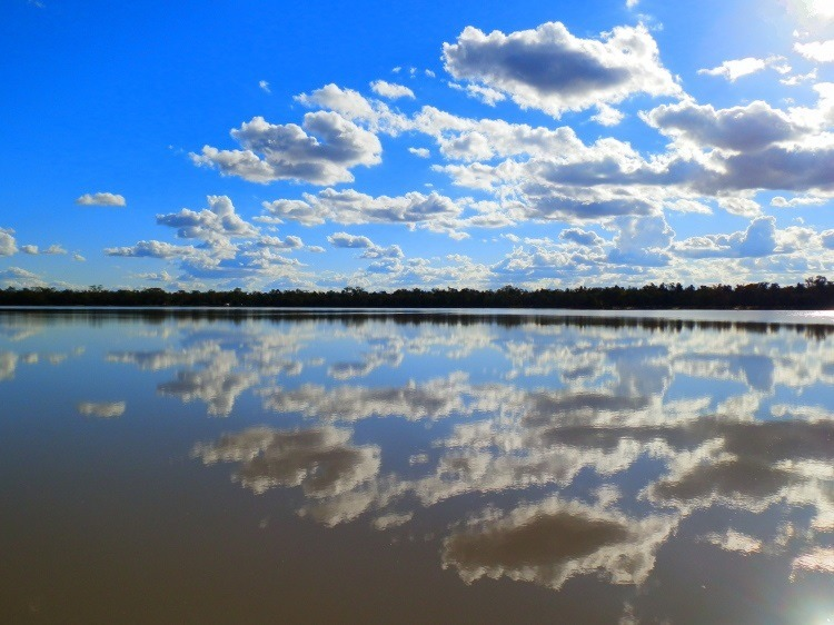 Yarrie Lake, via Narrabri, New South Wales