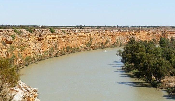 Big Bend, Murray River via Swan Reach, South Australia