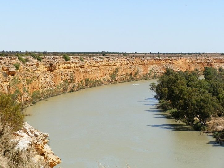 Big Bend, Murray River via Swan Reach, South Australia