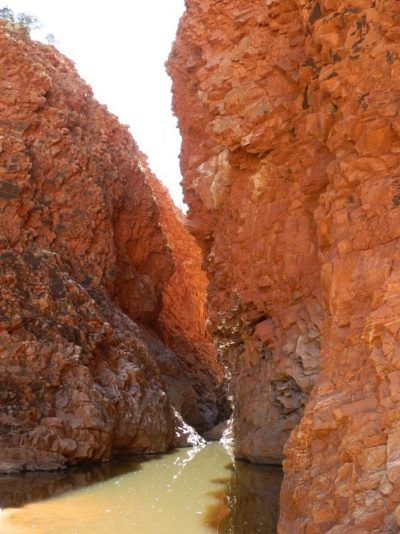 Redbank Gorge, West MacDonnell Ranges, Northern Territory