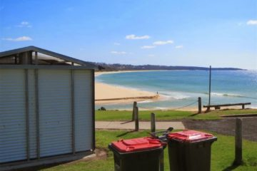 Scenic Loo, Long Point Beach, Merimbula